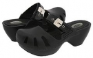 Black Rumple Dr. Scholl's Dance for Women (Size 5)