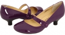 Purple Patent Leather Gabriella Rocha Ginger for Women (Size 7)