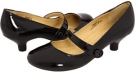 Black Patent Leather Gabriella Rocha Ginger for Women (Size 7)