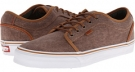 Sierra Brown Vans Chukka Low for Men (Size 8.5)