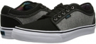Reversed Denim Black Vans Chukka Low for Men (Size 8.5)