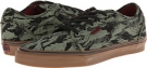 Jungle Camo/Gum Vans Chukka Low for Men (Size 8.5)