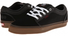Independent Black Vans Chukka Low for Men (Size 8.5)