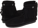 Hi-Top Back Zip Boot Women's 9.5