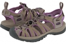 Brindle/Regal Orchid Keen Whisper for Women (Size 5)