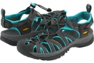 Dark Shadow/Ceramic Gray Keen Whisper for Women (Size 5)