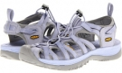 Eventide/Neutral Gray Keen Whisper for Women (Size 5)