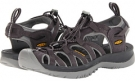 Magnet/Neutral Gray Keen Whisper for Women (Size 9)