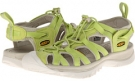 Green Glow/Pumice Stone Keen Whisper for Women (Size 5.5)