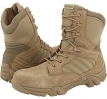 Bates Footwear GX-8 Desert Composite Toe Size 12