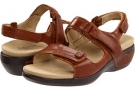 Tan Leather Aravon Katy for Women (Size 7)