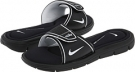 Black/White Snake Multi Nike Comfort Slide for Women (Size 12)