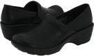 Black Full-Grain Leather Born Toby for Women (Size 6.5)
