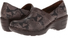 Brown Multi Born Toby for Women (Size 6.5)
