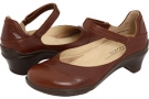 Brown Leather Aravon Maya for Women (Size 7)
