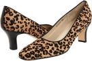Animal Fabric Fitzwell Vincent Pump for Women (Size 5)