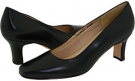 Black Kid Fitzwell Vincent Pump for Women (Size 5)