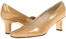 Nude Patent Fitzwell Vincent Pump for Women (Size 5)
