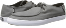 Castlerock/True White/Black Vans Rata Vulc for Men (Size 11)
