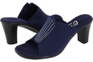 Navy Elastic Onex Brilliant for Women (Size 5)