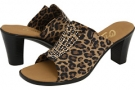 Brown Leopard Onex Brilliant for Women (Size 5)