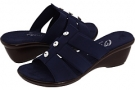 Navy Elastic Onex Miley for Women (Size 5)