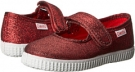 Burgundy Cienta Kids Shoes 56013 for Kids (Size 8)