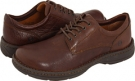 Mahogany Leather Born Hutchins II for Men (Size 11.5)
