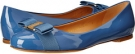 Storm Patent Salvatore Ferragamo Varina for Women (Size 6.5)