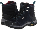 Dark Navy Suede Ahnu Montara Boot for Women (Size 7)