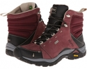 Red Mahogany Ahnu Montara Boot for Women (Size 7)