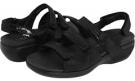 Black Reptile Aravon Keri for Women (Size 10)
