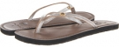Silver Metallic Ocean Minded Oumi for Women (Size 7)