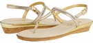 Platinum Leather Onex Cabo for Women (Size 5)