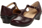 Red-Brown Leather Aravon Maura for Women (Size 10)