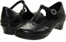Black Leather Aravon Maura for Women (Size 10)