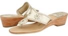 Platinum Jack Rogers Hamptons Navajo Midwedge for Women (Size 5)