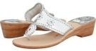 Silver Jack Rogers Hamptons Navajo Midwedge for Women (Size 5)