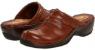 Cognac SoftWalk Abby for Women (Size 7.5)