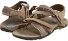 Taupe VIONIC with Orthaheel Technology Muir Vionic Sport Recovery Adjustable Sandal for Women (Size 11)