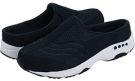 Navy Suede/White Easy Spirit Traveltime for Women (Size 5.5)