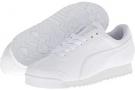 White/Light Gray PUMA Roma Basic Wn's for Women (Size 7)