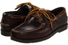 Brown Pull-Up Timberland Earthkeepers Kia Wah Bay 2-Eye Boat for Men (Size 16)