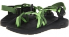 Green Chaco ZX/2 Yampa for Women (Size 5)
