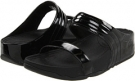 FitFlop Walkstar Slide Patent Size 5