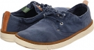 Blue Canvas Timberland Earthkeepers Hookset Oxford for Men (Size 11.5)