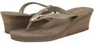 Tommy Bahama Bimini Flip Flop Wedge Size 10