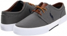 Grey Polo Ralph Lauren Faxon Low for Men (Size 9.5)