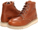Rust Timberland PRO Barstow Wedge Soft Toe for Men (Size 9.5)
