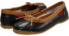 Black Chooka Solid Duck Skimmer for Women (Size 7)